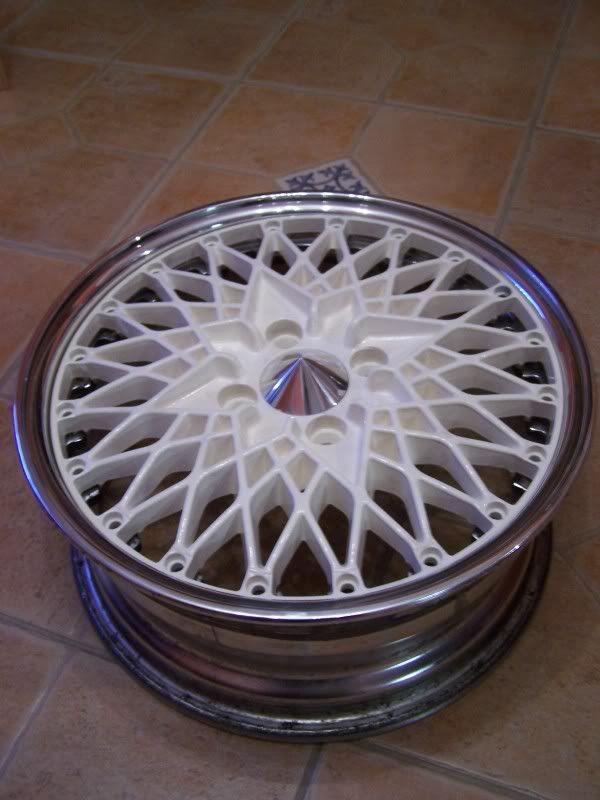 wheel refurbs, custom bits pinstriping and more!...... Thewhitecaddy697