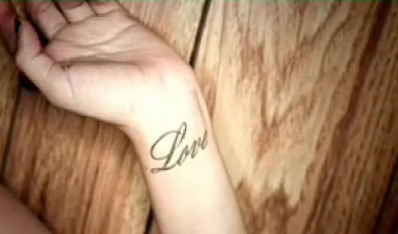 Los tatus de jess Love