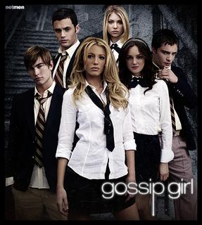 Твоя пятерка бестных сериалов!!! Gossip-girl