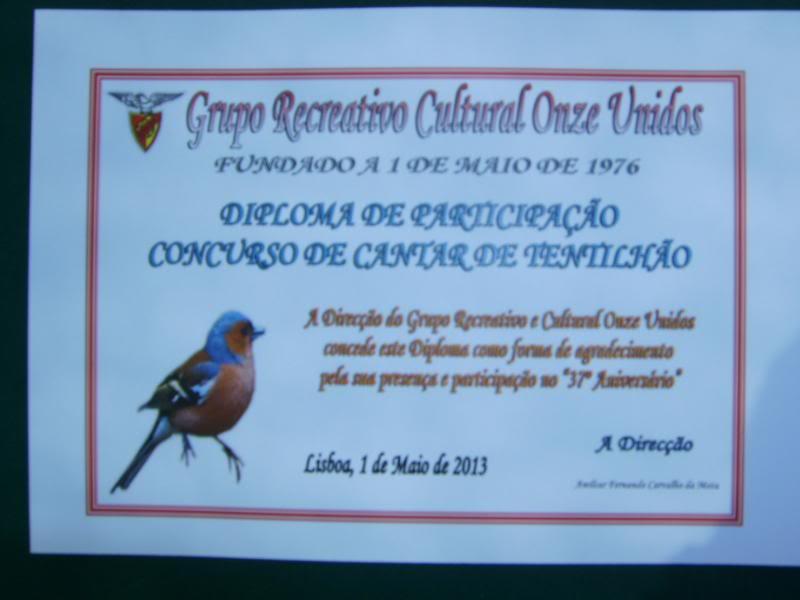 Concurso de Tentilhôes-C.R.Onze Unidos-Lisboa IMG_4044