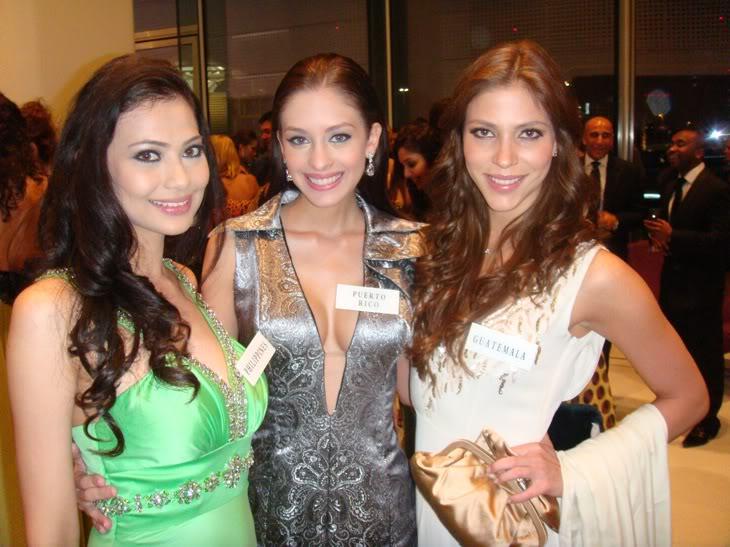 MARIE ANN UMALI: Bb Pilipinas - World 2009 Puertorico-guatemala