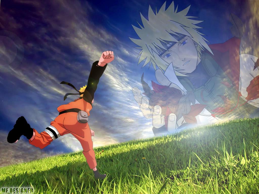 spar: micah vs minato - Page 2 Naruto-Minato