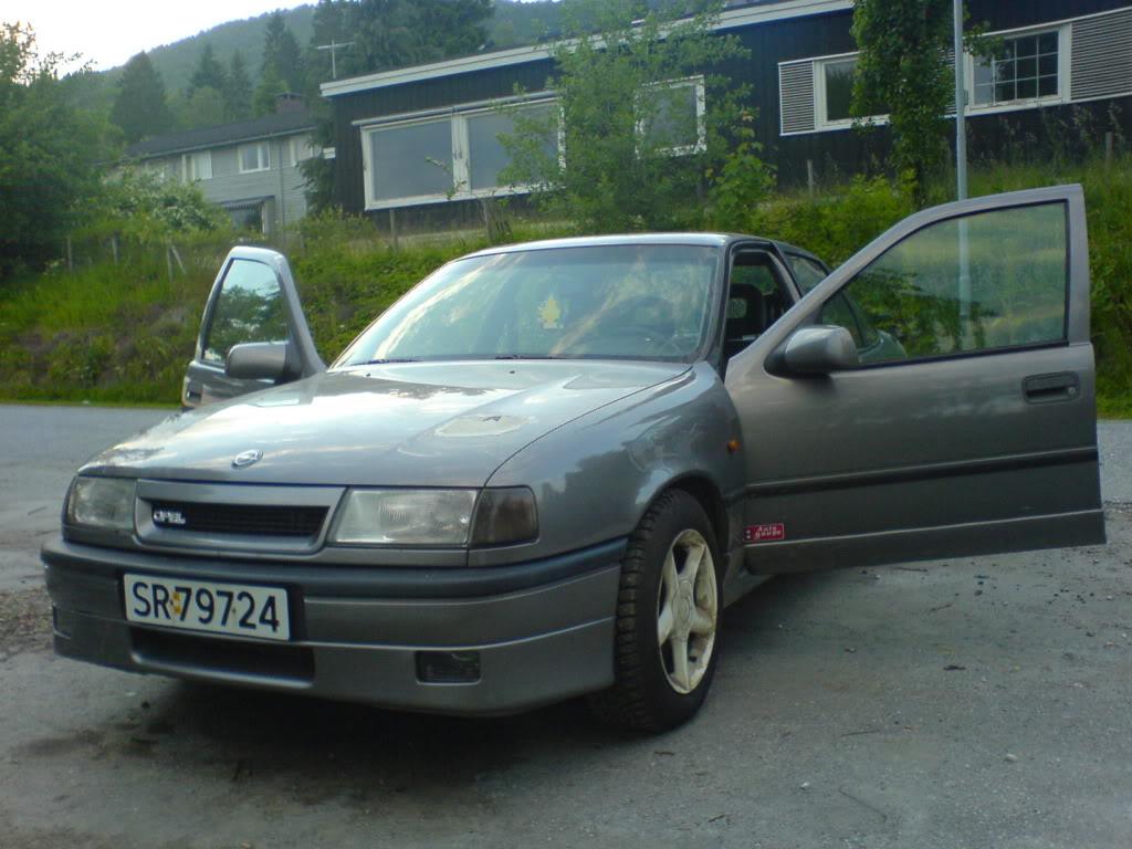 Mein Vectra 2000 C20LET DSC000172