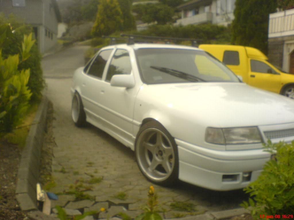Mein Vectra 2000 C20LET DSC00349