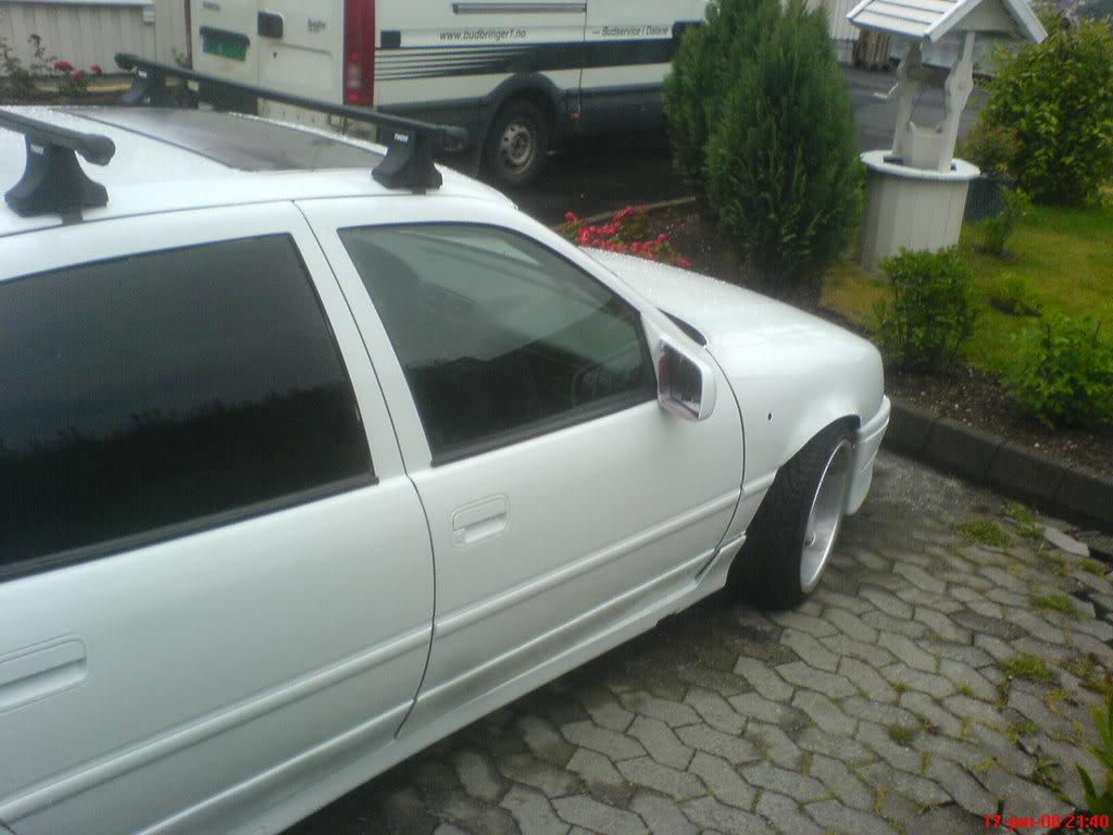 Mein Vectra 2000 C20LET DSC00354