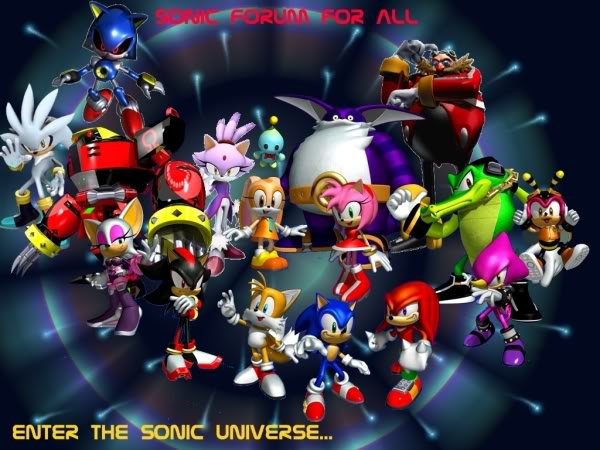 Sonic Forum For All