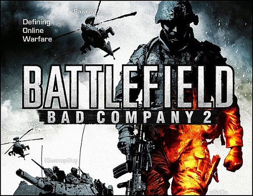 Battlefield: Bad Company 2 BFBC2