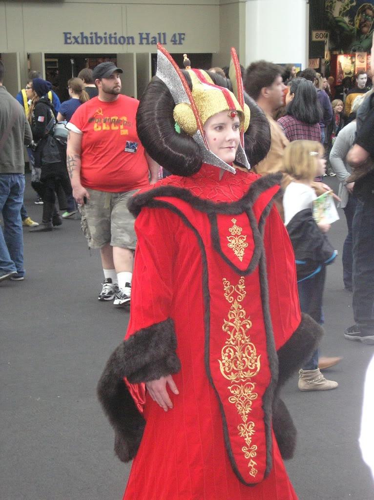 Emerald City Comic-Con P1010191