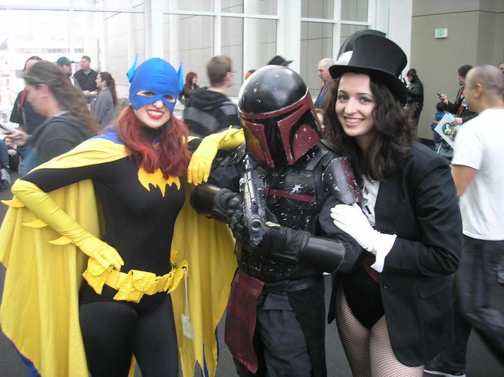 Emerald City Comic-Con P1010193