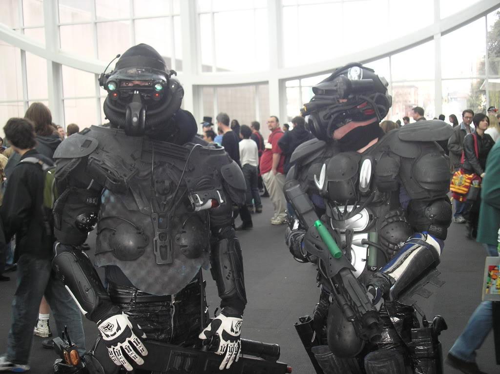 Emerald City Comic-Con P1010200