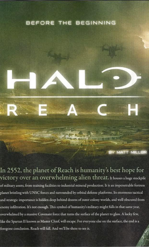 Halo: Reach Reach1