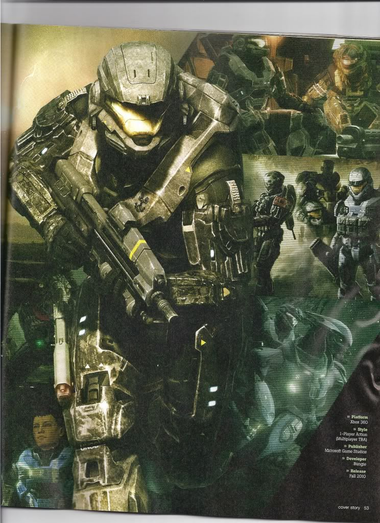 Halo: Reach Reach2