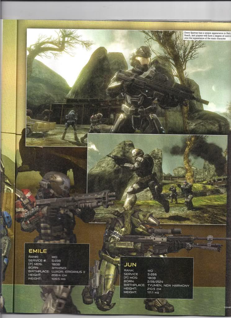 Halo: Reach Reach4