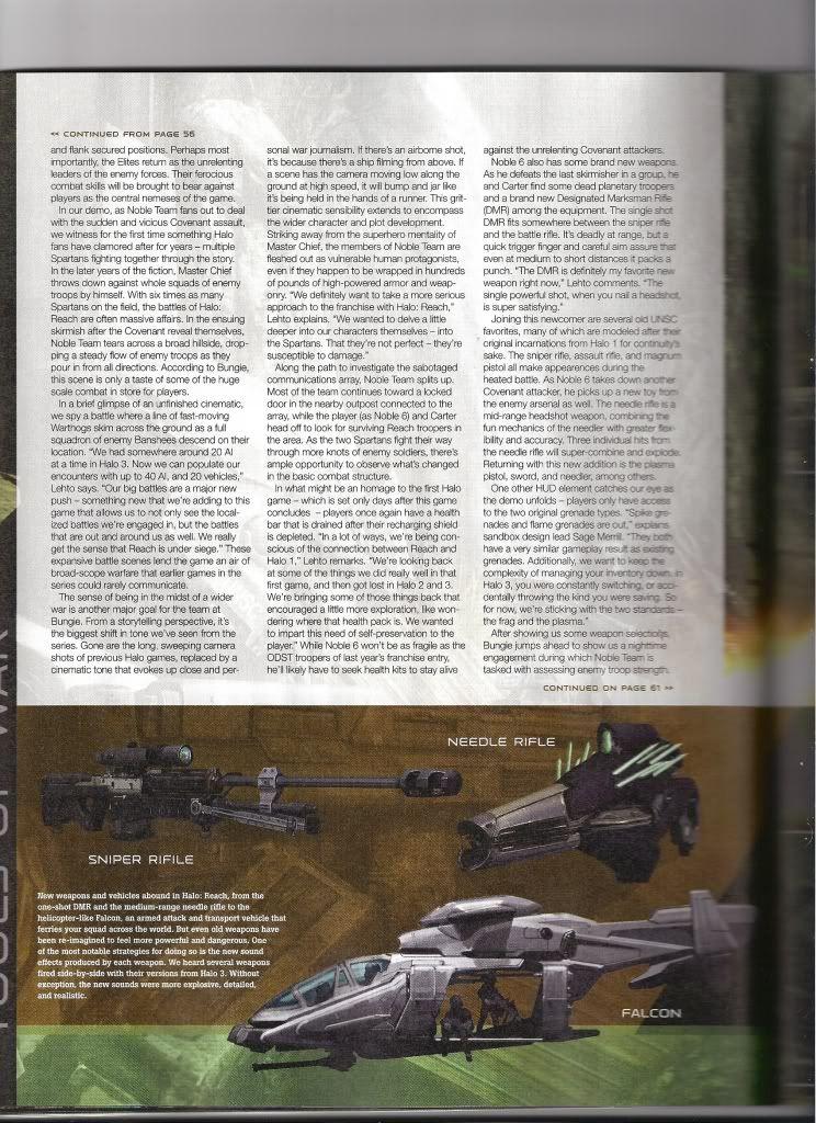 Halo: Reach Reach7