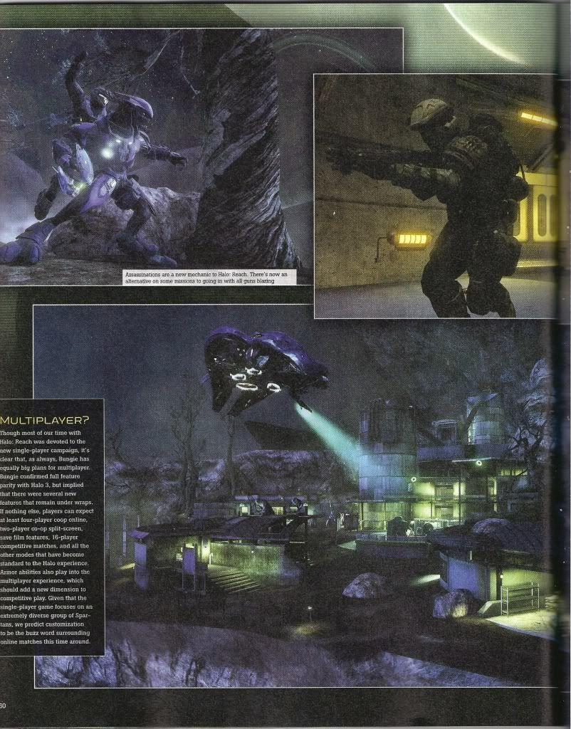 Halo: Reach Reach9