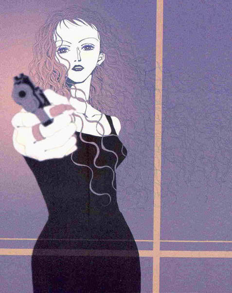 Sherizawa Layla (Reira) Nana-reira-revolver