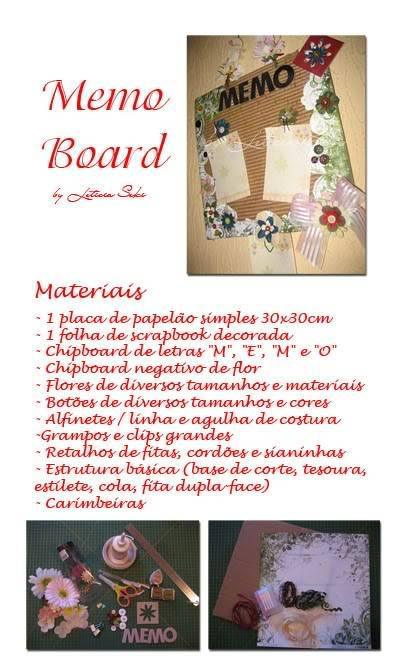 7° PAP - Memo Board 1-13