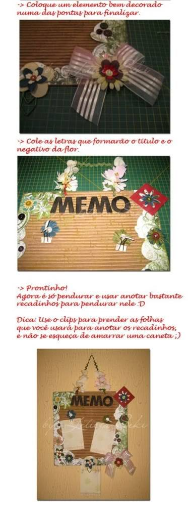 7° PAP - Memo Board 11-9