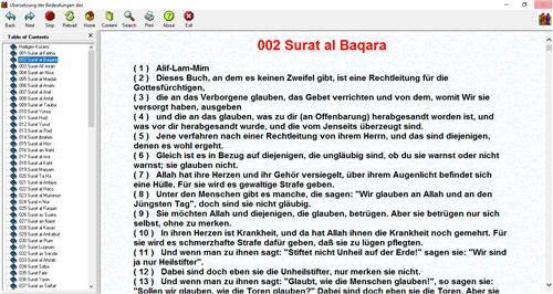 Die Bedeutungen des Heiligen Korans E-Book Für Computer 2_288