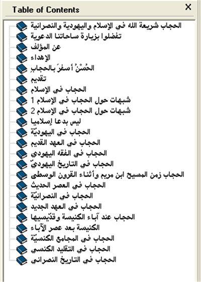 الحجاب شريعة الله في الإسلام واليهودية والنصرانية كتاب الكتروني رائع 2_30