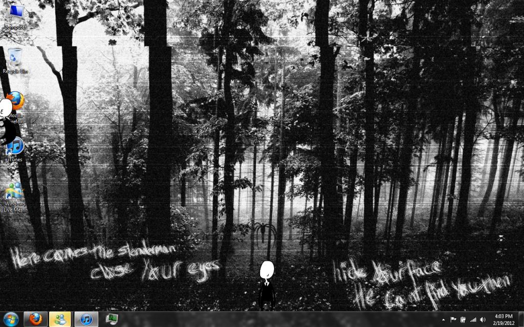 The Post Your Desktop Thread! ScreenshotDesktop