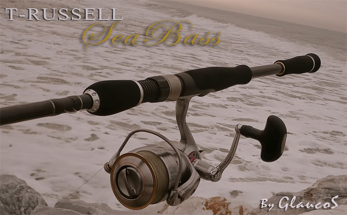 T-RUSSELL SILKY SEABASS TR86M  Trussel-im