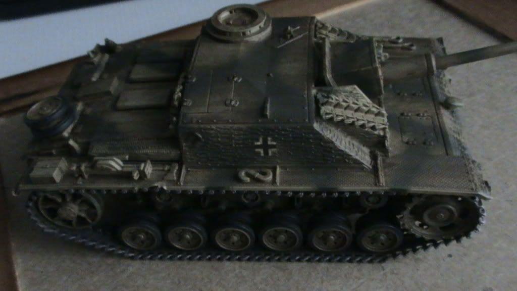 STUG - Stug III Ausf G.... DSC01716