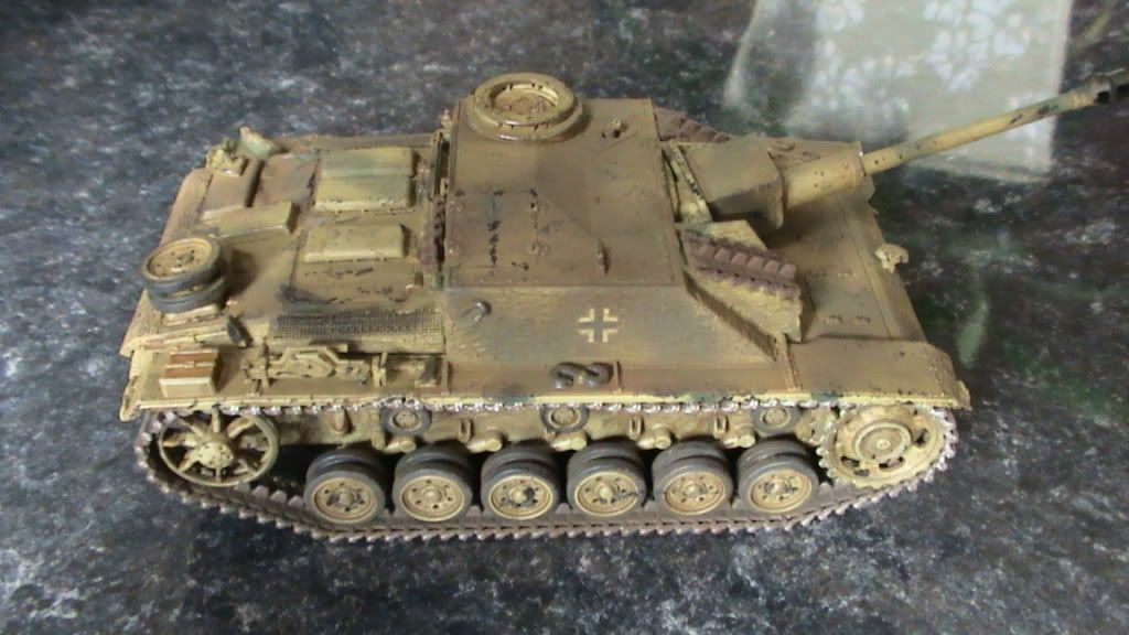 STUG - Stug III Ausf G.... DSC01720