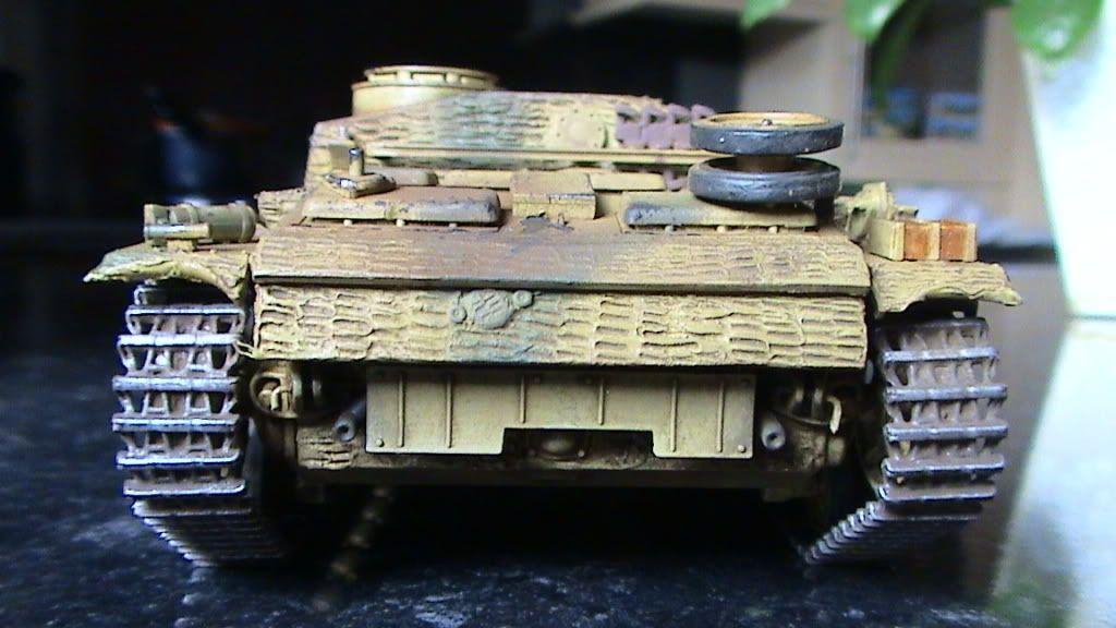 STUG - Stug III Ausf G.... DSC01725