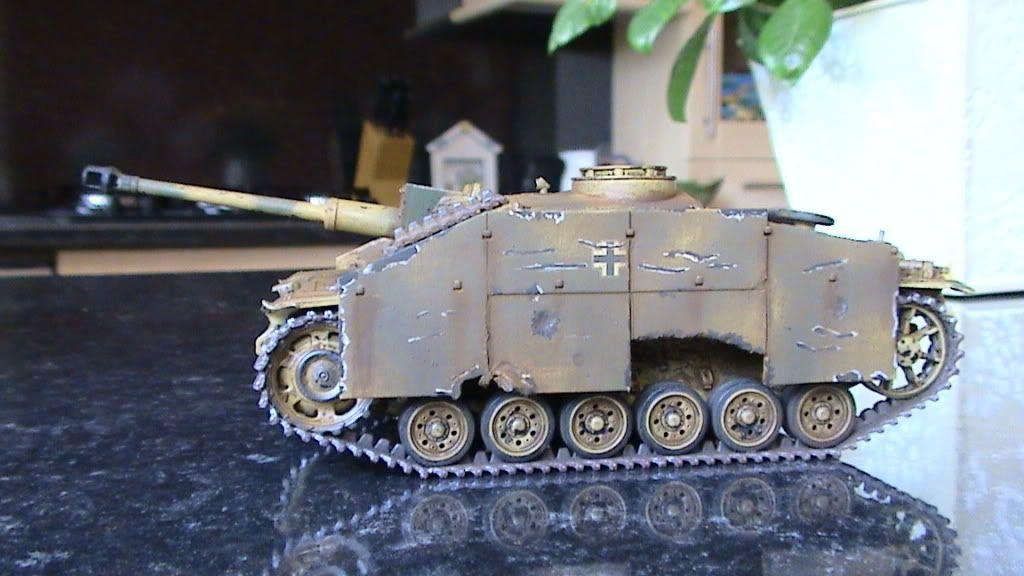 STUG - Stug III Ausf G.... DSC01726
