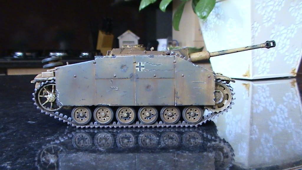 STUG - Stug III Ausf G.... DSC01727