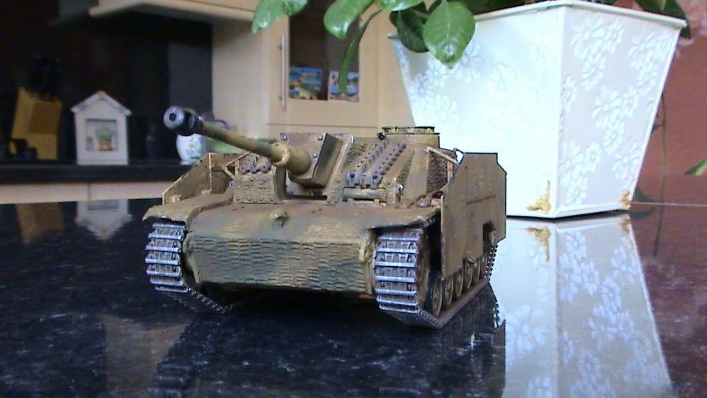 STUG - Stug III Ausf G.... DSC01728