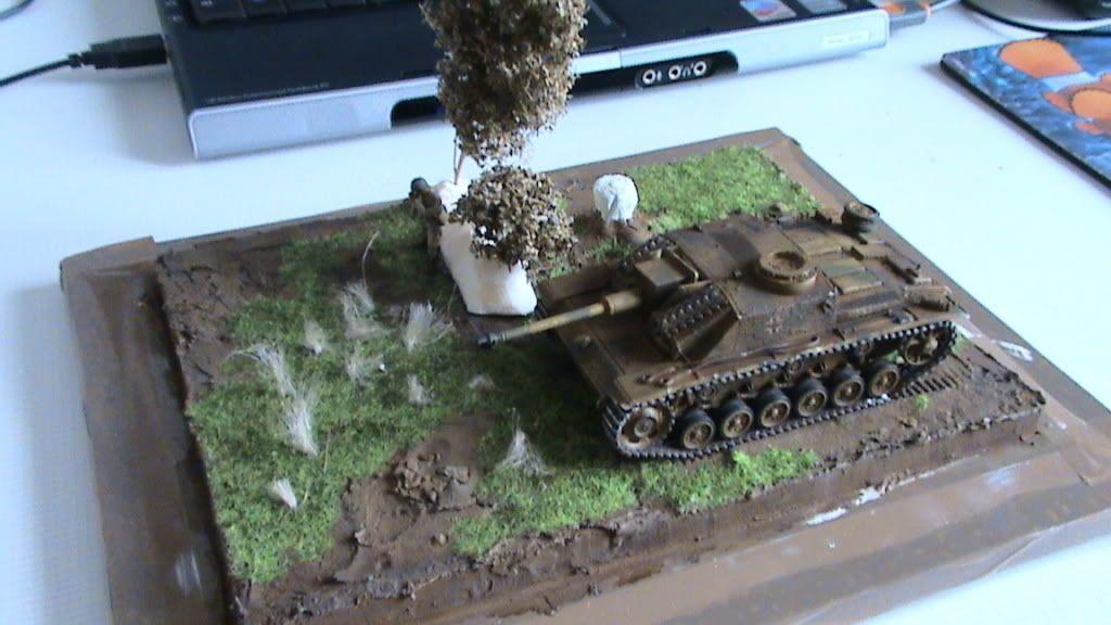 STUG - Stug III Ausf G.... DSC01754