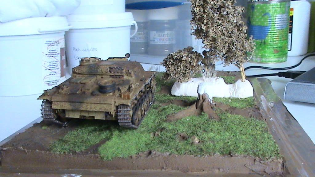 STUG - Stug III Ausf G.... DSC01755