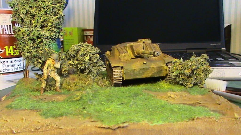 STUG - Stug III Ausf G.... DSC01762