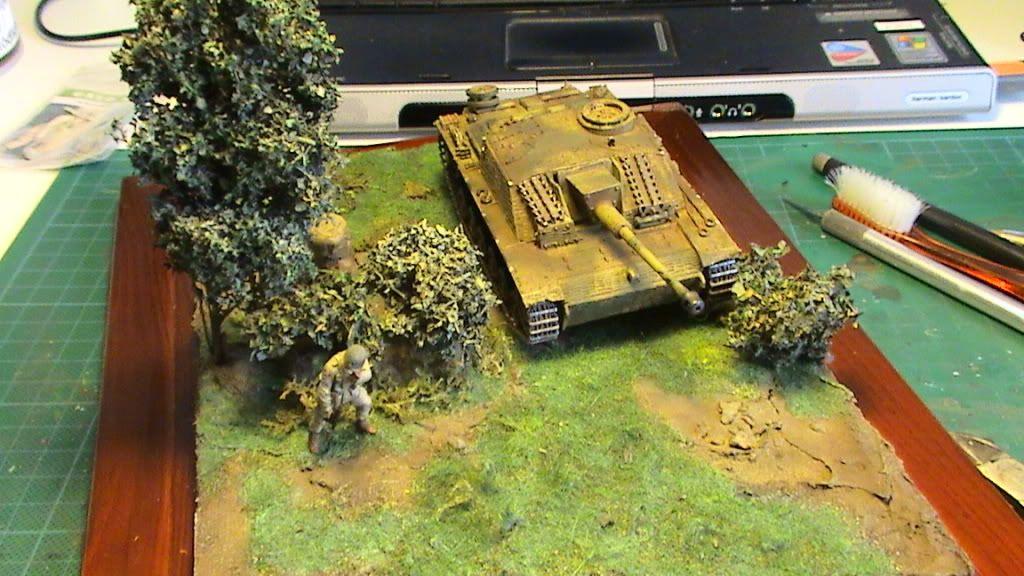 STUG - Stug III Ausf G.... DSC01763