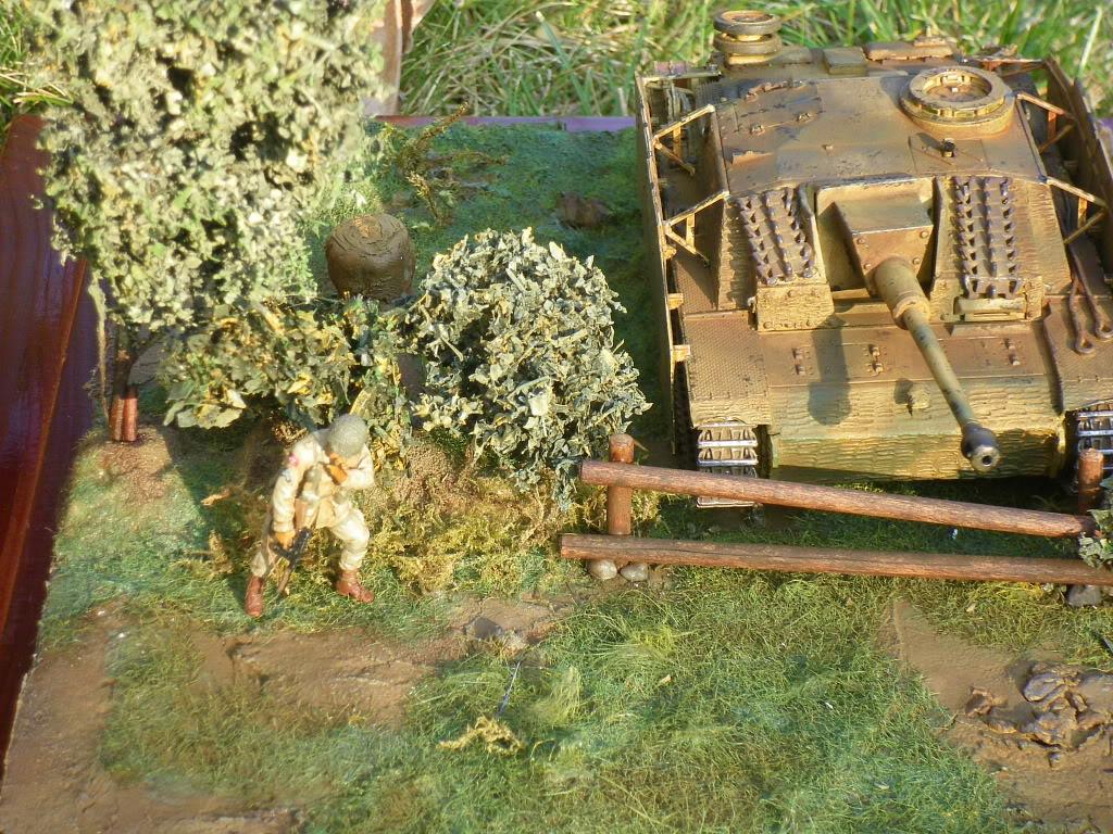 STUG - Stug III Ausf G.... IMGP0304
