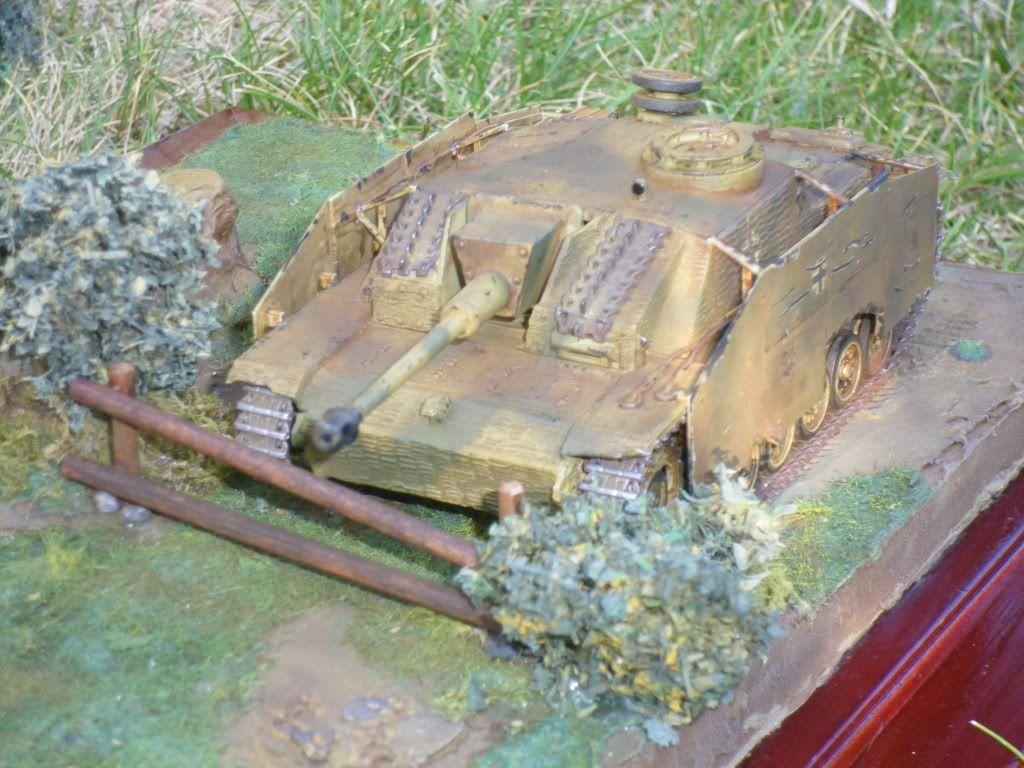 STUG - Stug III Ausf G.... IMGP0305