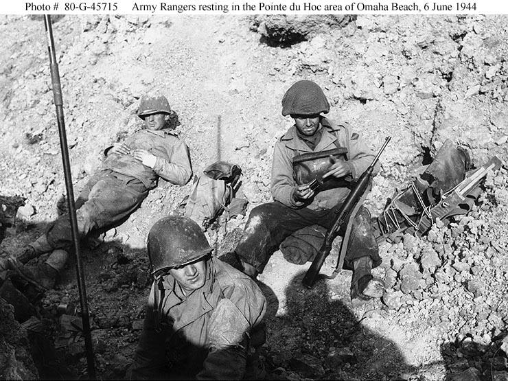 Histoire des Rangers US G45715