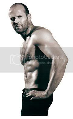 Pictures to drool over Statham