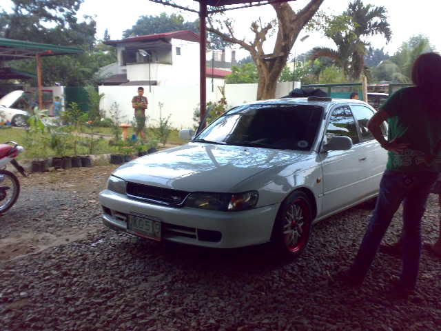 my humble corolla here in the Philippines 21112010544