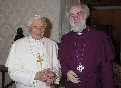 Brittanië nu volledig Rooms Katholiek? BenedictandRowan