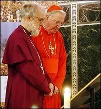 Brittanië nu volledig Rooms Katholiek? _40724343_archbishops203220_pa