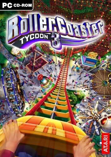 RollerCoaster Tycoon® 3(COMPLETO), com crack,tradução e todas as expansões B00029P9S202LZZZZZZZ