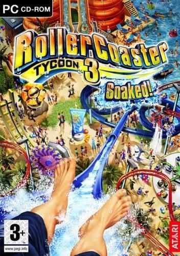 RollerCoaster Tycoon® 3(COMPLETO), com crack,tradução e todas as expansões Rcticoon