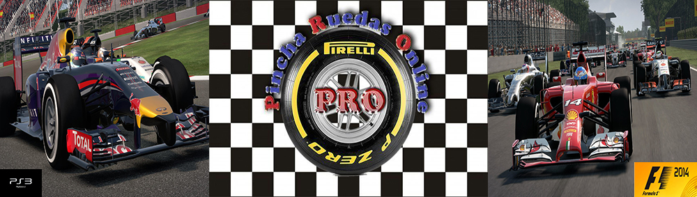 Pincha Ruedas Online F1 PS3