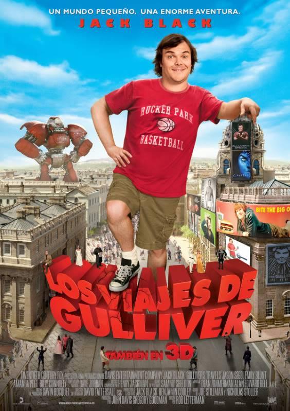 Los Viajes De Gulliver - Audio Latino LosviajesdeGulliver-600