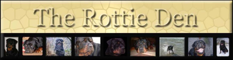 The Rottie Den