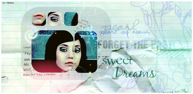 » SWEET DREAMS* | LA Référence du Net