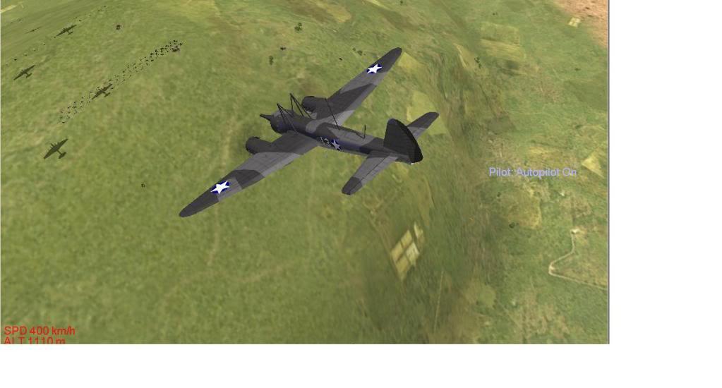 Il-2 Sturmovik 1946 Failure Mistel